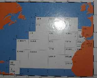 zones météo RFI
