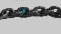 marquage de la longueur de chaîne